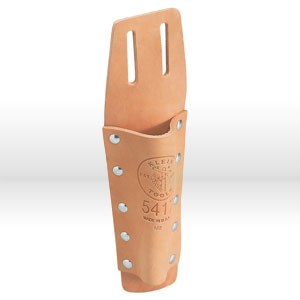 "Picture of 5417 Klein Tools Tool Holder,Bull-pin holder,Size 11""deep holster,Leather"