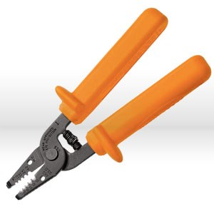 Picture of 11045INS Wire Stripper,INSULATED WIRE STRIPPER,SPRING LOADED WITH NARROW NOSE,SELF OPENING