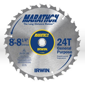 "Picture of 14050ZR Irwin8""-8-1/4""x24T GP,Universal"