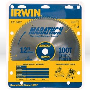 "Picture of 14084 Irwin Table Saw Blade,12"",100 TPIT blade"