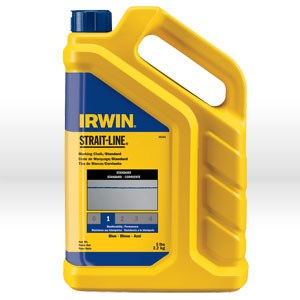 Picture of 65101ZR Irwin Chalk,5 lb BLUE MARKING CHALK