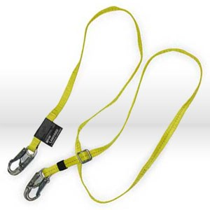 Picture of 87433 Klein Tools Lanyard,Equipped with 2 drop-forged steel,Adjustable 6-1/2'-10' long