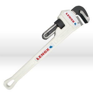 "Picture of 23816 Lenox Pipe Wrench,18"" HEAVY DUTY PIPE WRENCH"