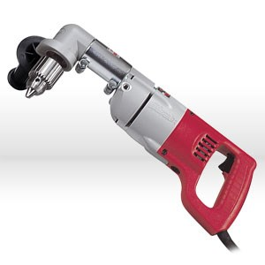 """Picture of 3002-1 Milwaukee Power Tool Kit,1/2"""" D-Handle Right Angle Drill Kit"""