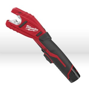 Picture of 2471-21 Milwaukee Tube Cutter,12V TUBE CUTTER W/1 battery