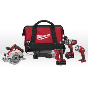 Picture of 2690-24P Milwaukee Power Tool Kit,18V HEX