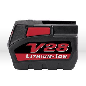 Picture of 48-11-2830 Milwaukee Battery,V28 Lithium-Ion (Li-Ion) Battery