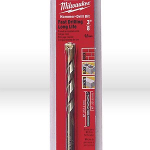 "Picture of 48-20-8821 Milwaukee Hammer Drill Bit,BIT HAMMER-DRILL 3/8""x4""x6"""