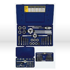 Picture of 97312 Irwin Hanson Tap and Die Set,3mm-24 Hex