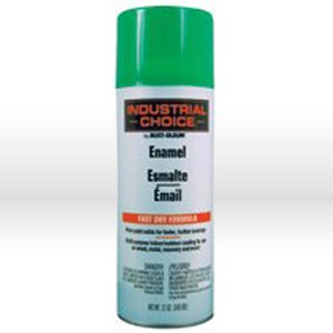 Picture of 1632830 Rust-Oleum Rust-OleumIndustrial Choice 1600 System Enamel,Flourescent Green,16 oz,Aerosol