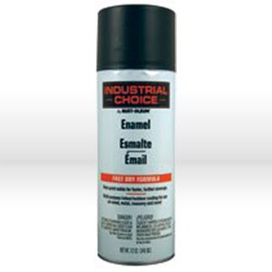 Picture of 1676830 Rust-Oleum Choice 1600 System Enamel,Ultra-Flat Black,16 oz/12 oz net wt