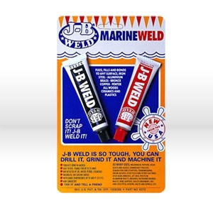 Picture of 8272 J-B Weld MARINE WELD,Versatile,strong as steel and weather/water proof