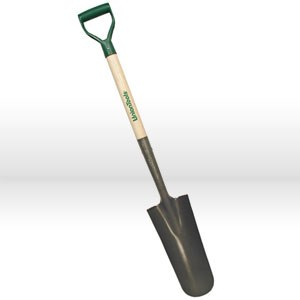 """Picture of 47107 Ames Razor-Back Drain Spade,DH Open Back 14"""""""