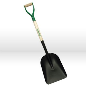 """Picture of 50139 Ames DH Steel Eastern Scoop,11""""x15"""" Blade"""