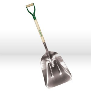 Picture of 53134 Ames Scoop Shovel,12,Aluminum,DH,CAL12WGS