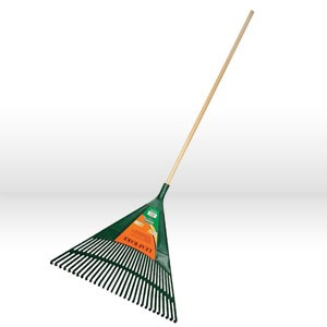 "Picture of 64169 Ames Leaf Rake,30"",Green,Poly"