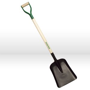 "Picture of 79809 Ames DH General Purpose Steel Shovel,11-1/2""x14-1/2"" blade"