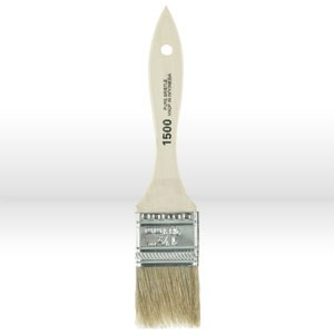 Picture of 1602-1.5 Starlee Imports White Chinese Wood Handle Chip Brush,1-1/2""