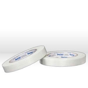 "Picture of 101219 Shurtape Fiberglass Reinforced Tape,1"",60 yards,White,100 lb"