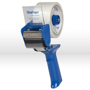 "Picture of 900617 Shurtape Tape Gun Standard Pistol Grip Dispenser,2"" Width,3"" core SD932"