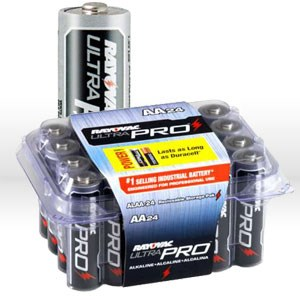 Picture of ALAA-24 Ray-o-Vac Battery,AA,Alkaline