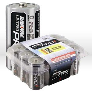 Picture of ALC-12 Ray-o-Vac Battery,C,Alkaline