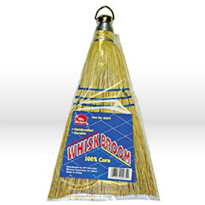 Picture of 761 Alliance Broom,Wisk broom,100% Natural Corn,Strong Stitching,Metal hang-up ring