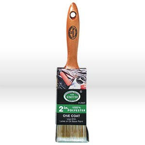 "Picture of 2810 Alliance Brush,1"",Gold,Poly Pt"