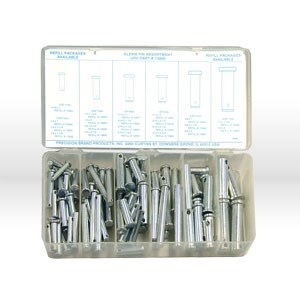 Picture of 13965 Precision Clevis Pins,83 Pc,Assortment