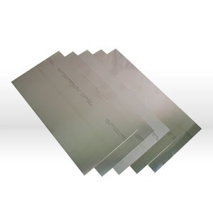 "Picture of 22445 Precision Shim Stock,8 Pc-6""x12"" Sheets,Stainless Steel,Assortment"