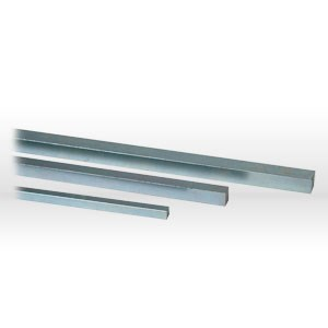 "Picture of 57501 Precision Keystock,1/8""x1/8""x12"",Stainless Steel"