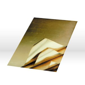 "Picture of 70506 Precision Shim,Laminated Brass,.006""x12""x24"",Composition 2"