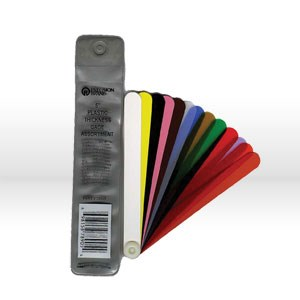 "Picture of 78905 Precision Thickness Gage Assortment,Fan Blade,13 Pc-1/2""x5"" Blades,Plastic"