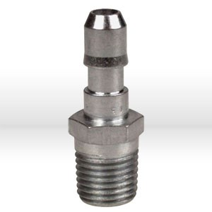 "Picture of 307115 Alemite Hose Coupler,1/4"",Male,Working PSI/300"