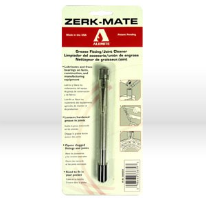 Picture of 340004 Alemite Zerk-Mate Joint Cleaner,Fitting and joint unclogger,Pocket Size d,Sm