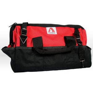Picture of 340057 Alemite Tool Bag,Easy-transport sturdy bag,Grease gun tool bag,Red & black