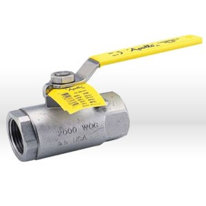 "Picture of 76-104-27A Apollo Stainless Steel Ball Valve,3/4""NPT,Locking Handle,Stainless Steel,Latch Lever"