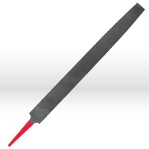 "Picture of 78143100 Simonds Maxi Sharp File,6"",Black,Mill"