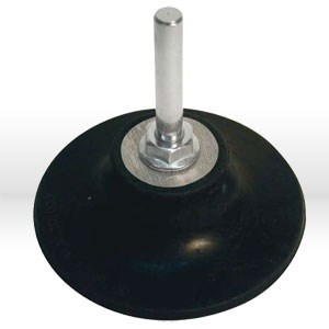 "Picture of 50254SF Arc Abrasives QLOK Holder,3""x1/4"",Soft"