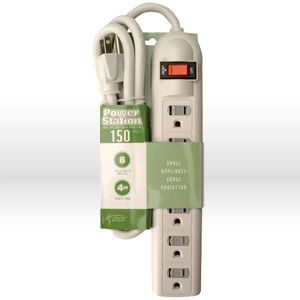 Picture of 041351-88-01 Coleman PowerStation Surge Protector,L 1.5'