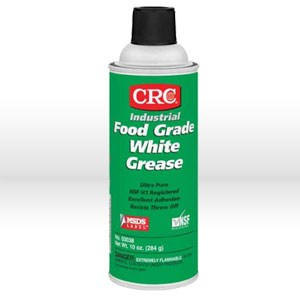 Picture of 03038 CRC Grease, Food grade white grease, 10 oz aerosol