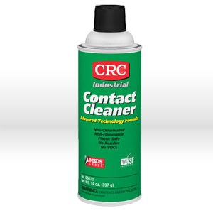 Picture of 03070 CRC Electronic Contact Cleaner, 14 oz aerosol