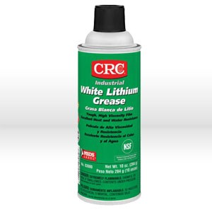 Picture of 03080 CRC White Lithium Grease, 10 oz aerosol