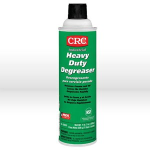 Picture of 03095 CRC Degreaser, Heavy duty degreaser, Fast evaporation with no residue, 19 oz aerosol