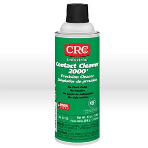 Picture of 03150 CRC Contact Cleaner, CONTACT CLEANER 2000, 13 oz aerosol