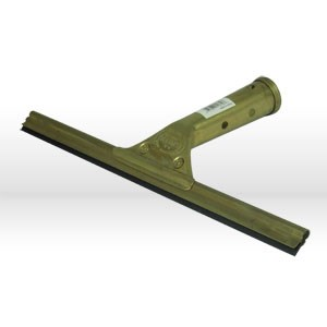 "Picture of WIN-18 Alliance Window Squeegee,18"" blade,Chrome plated brass,Precision cut rubber blade"