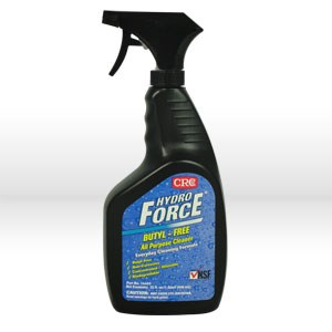 Picture of 14401 CRC Aqueous Cleaner, HYDROFORCE Butyl-Free Contact Cleaner, 32 oz Spray Bottle