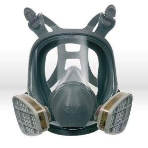 Picture of 51138-54159 3M Full Face Pc Respirator,6900,L
