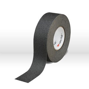 """Picture of 48011-19223 3M Striped Safety Walk Tape,Slip-resistant Safety,4""""x60ft Roll"""
