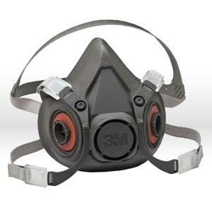 Picture of 51131-07026 3M Half facepiece Respirator,6300,L